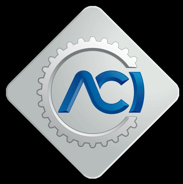 Logo ACI png trasparente